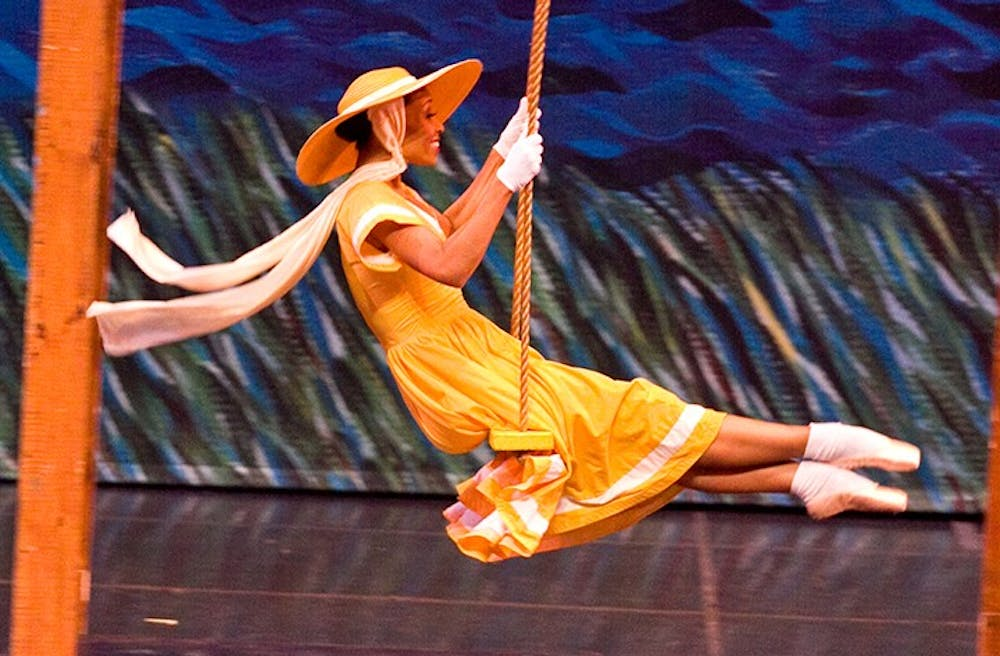 Columbia City Ballet's 'Off the Wall and Onto the Stage' brings Jonathan  Green's paintings to life - The Daily Gamecock at University of South  Carolina
