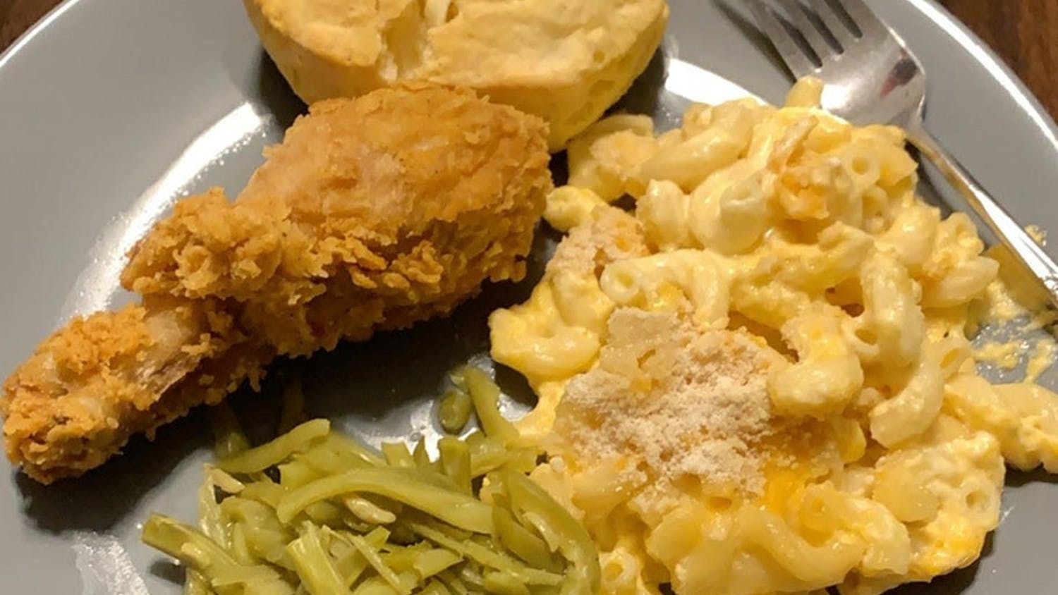This mac and cheese dinner is a Kramer family favorite. It is an easy recipe and a game-changer for hungry college students.