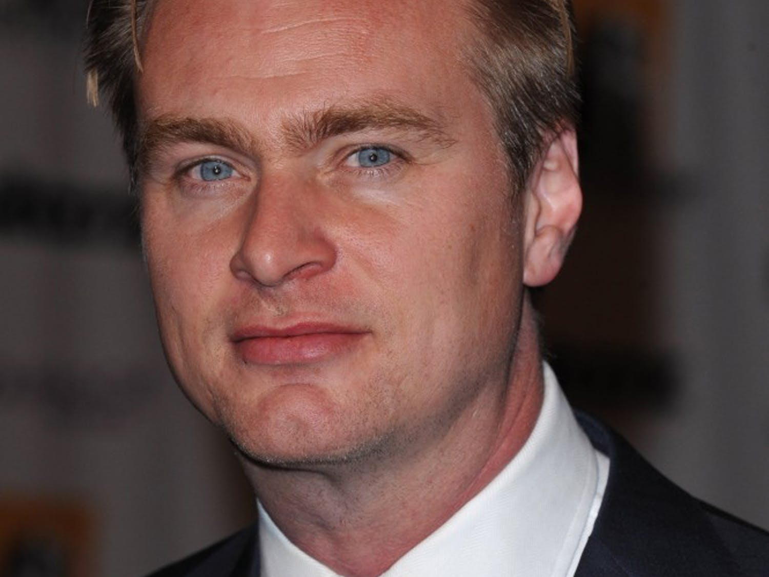 In this October 27, 2008 photograph, director Christopher Nolan attends the 12th Annual Hollywood Film Festival's Awards Gala held at the Beverly Hilton Hotel in Los Angeles, California. Nolan