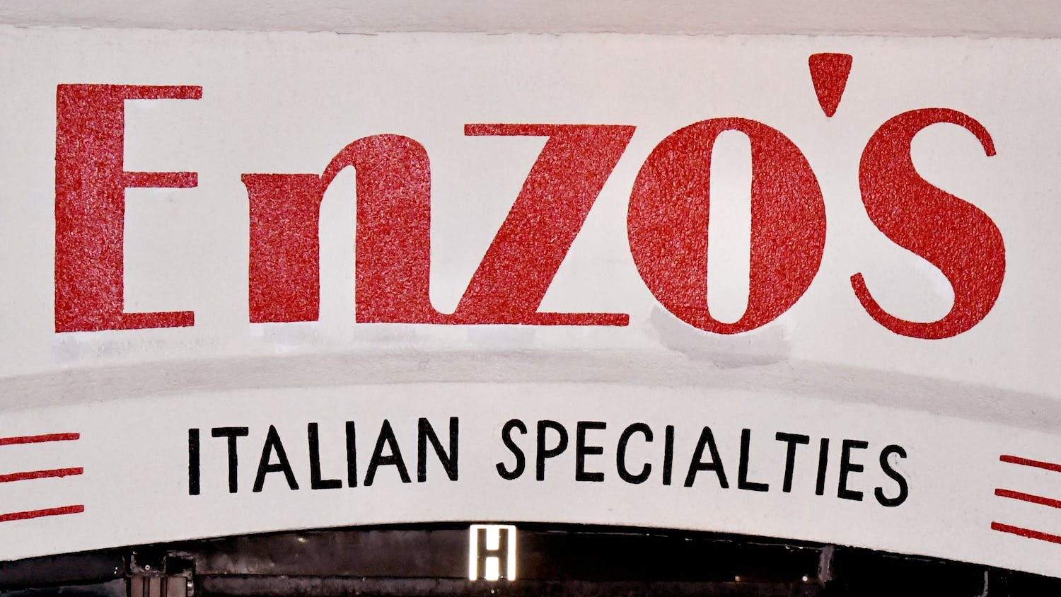 Enzo's Delicatessen is an Italian deli located in Five Points