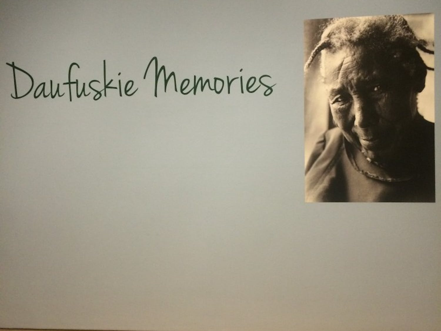 """The """"Daufuskie Memories"""" exhibit at the Columbia Museum of Artfeatures images that capture the long-preserved Gullah culture on Daufuski Island, SC."""