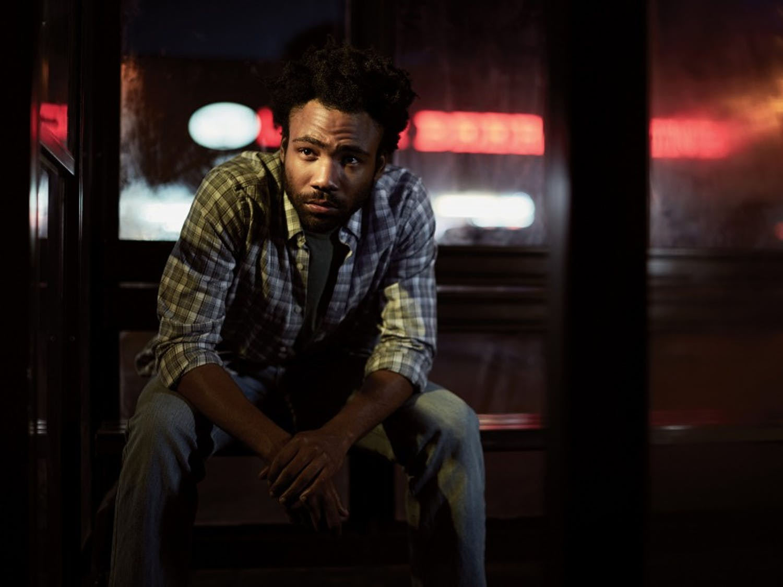 "Donald Glover as Earnest Marks in ""Atlanta."" (Matthias Clamer/FX)"