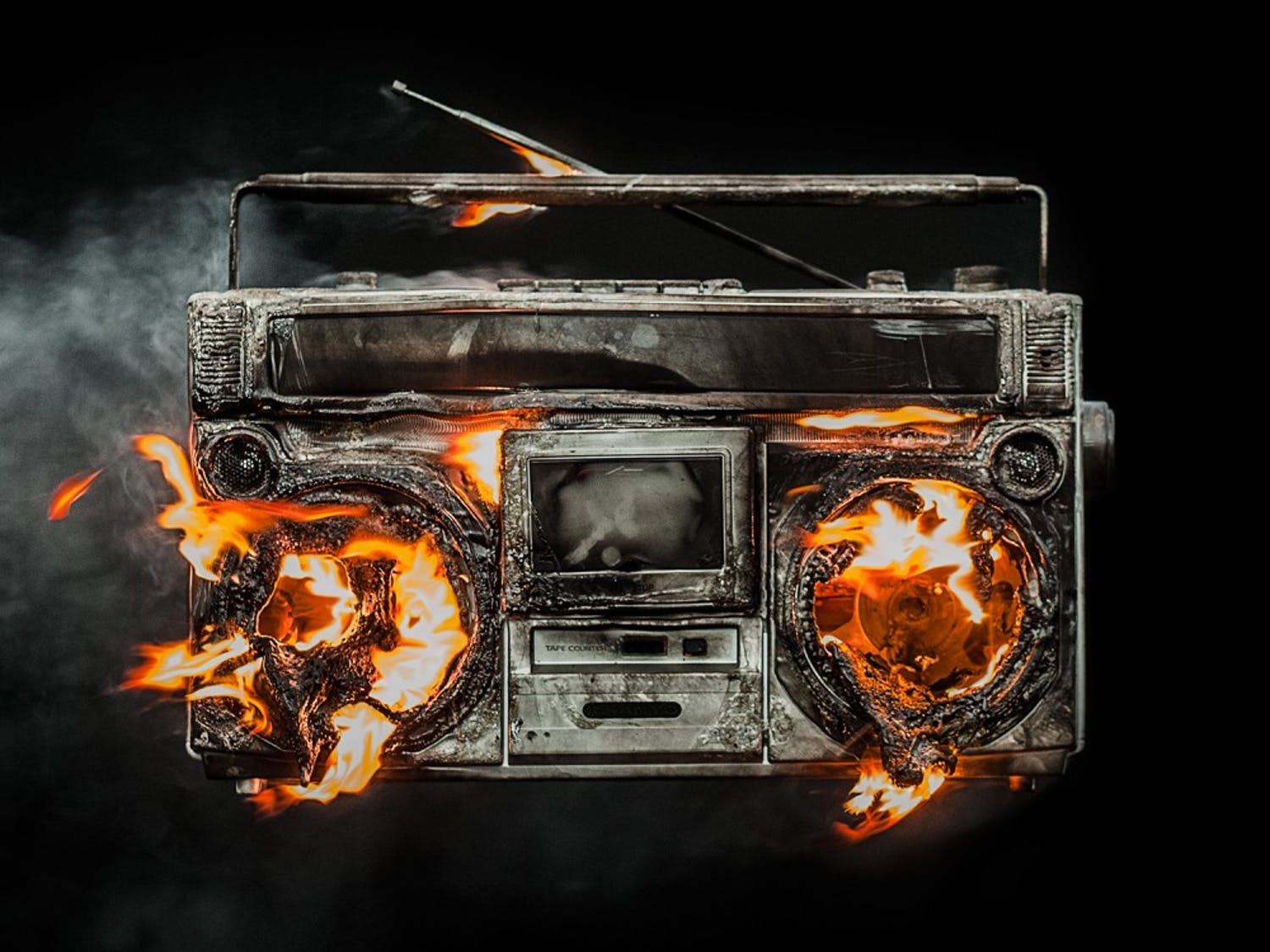 """Green Day's newest album, """"Revolution Radio"""" discusses disheartening themes like death, suicide and the misery of life."""