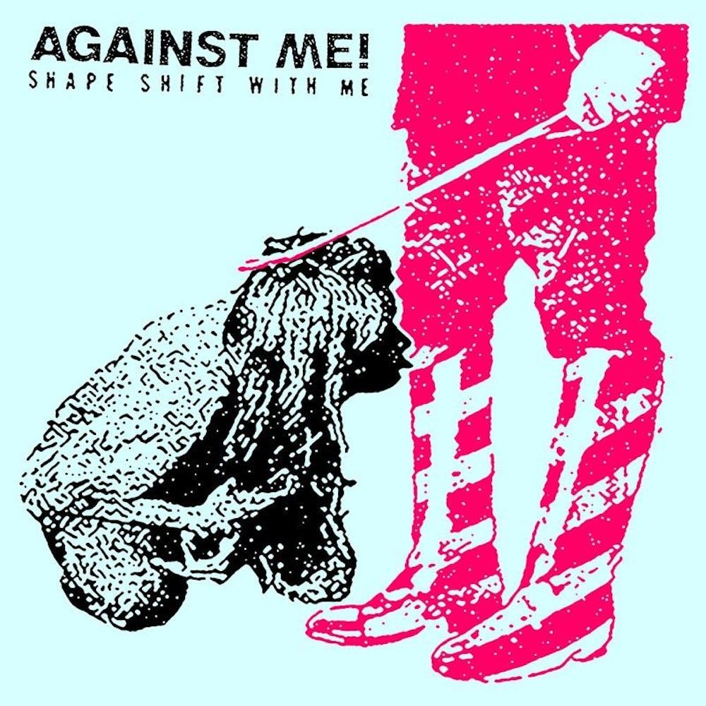 "<p>Against Me!'s seventh album, ""Shape Shift With Me,"" releases Sept. 16.</p>"