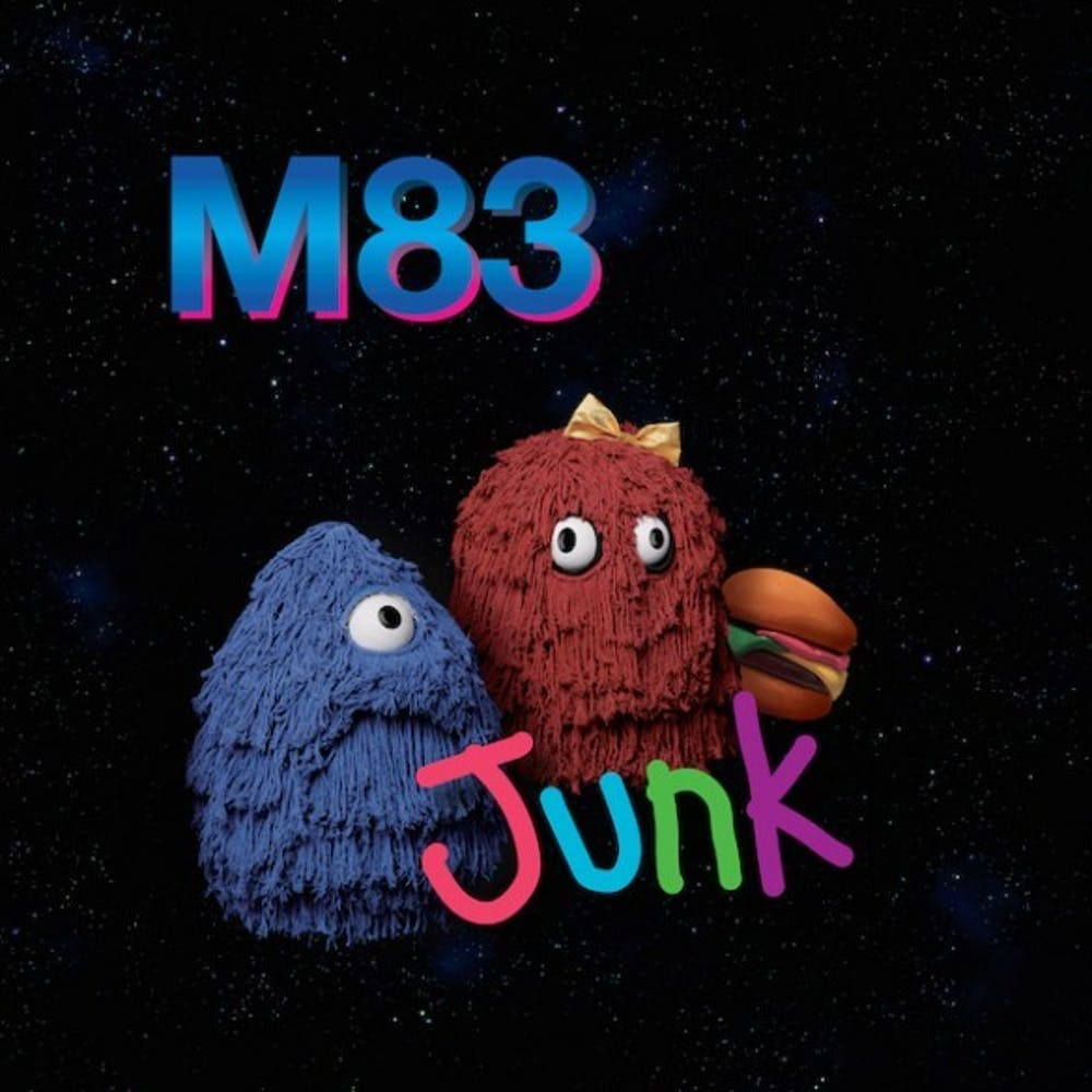 """<p>""""Junk,"""" the new M83 album, has a varied collection of tracks that feature an '80s psychedelic theme.</p>"""