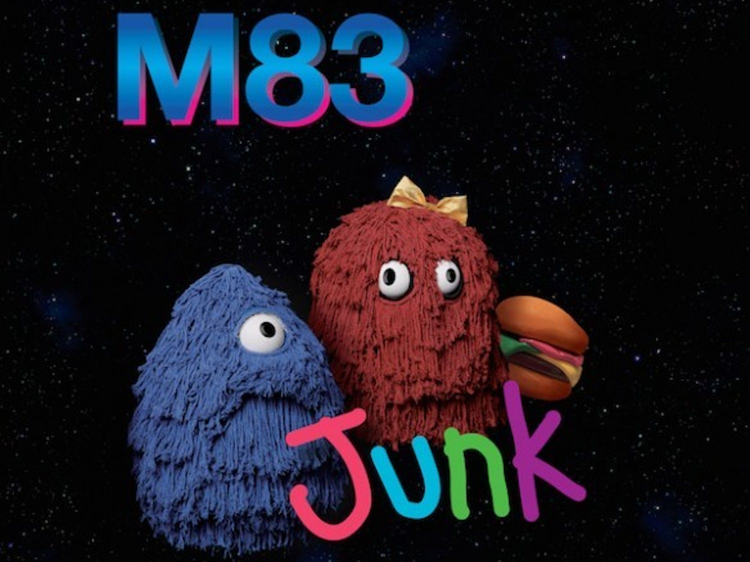 """""""Junk,"""" the new M83 album, has a varied collection of tracks that feature an '80s psychedelic theme."""