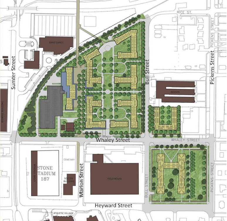 Campus Village construction expected to begin in 2018 – Usc Village Housing Floor Plans
