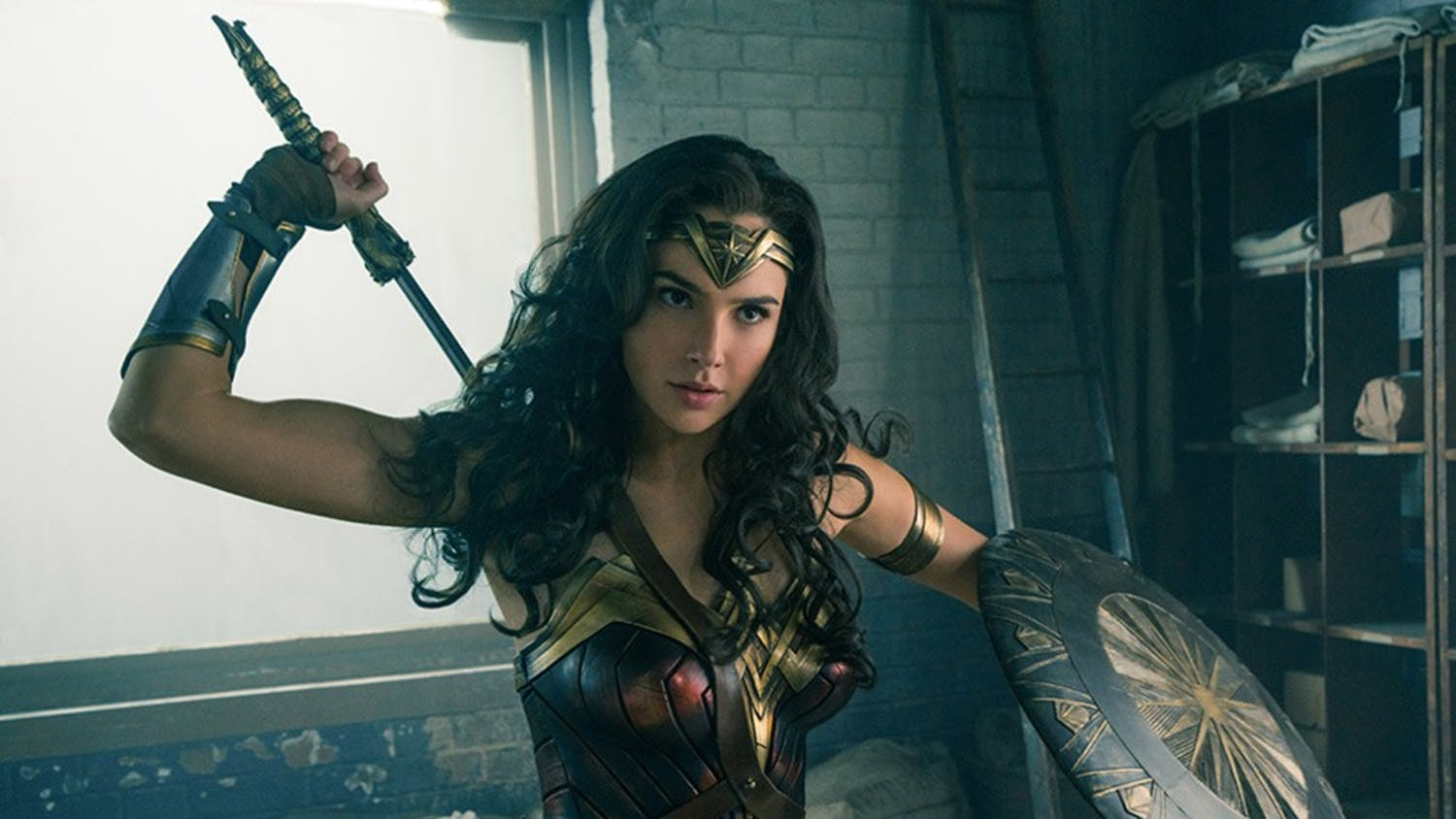 """Doesn't Gal Gadot look awesome in """"Wonder Woman""""? But writers can do bad things even with good characters. (Clay Enos/Warner Bros. Entertainment Inc./Ratpac-Dune Entertainment LLC)"""