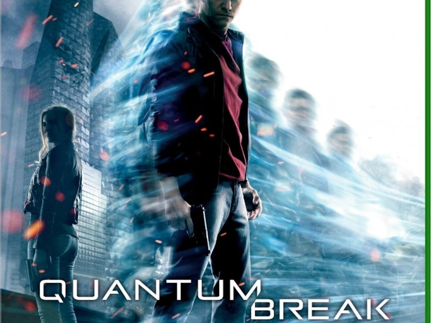 """After you finish a mission in """"Quantum Break,"""" an episode of a TV show style series plays, with real actors and actresses, based on the choices you made in the game."""