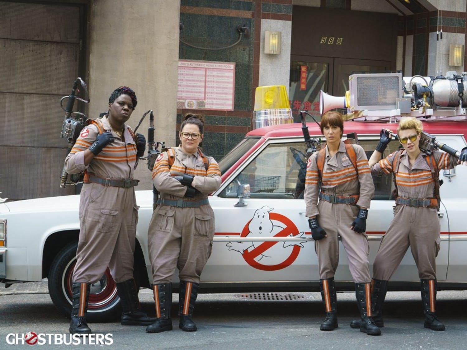 """The women of the """"Ghostbusters"""" reboot had excellent chemistry, proving that comedy by women can be done excellently and with ingenuity."""