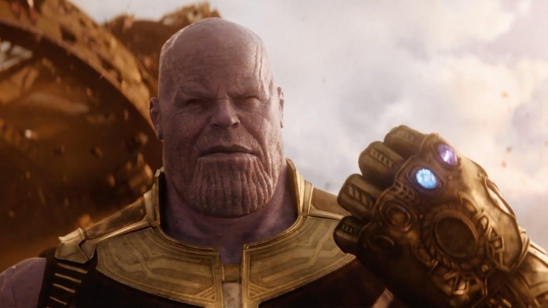 "A still from the ""Avengers: Infinity War"" trailer."