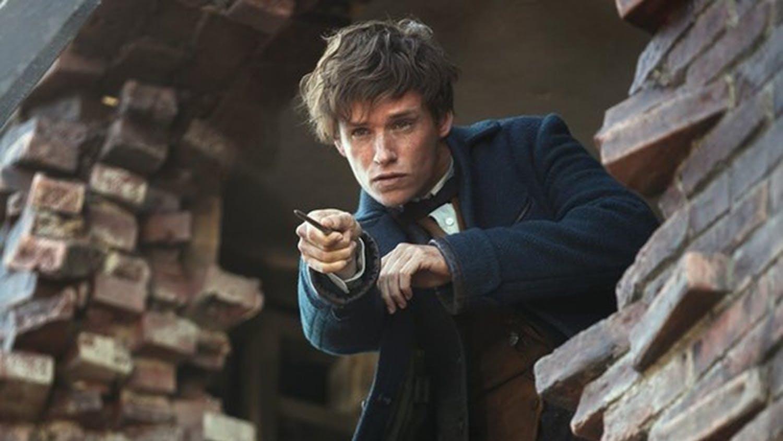 """Eddie Redmayne in """"Fantastic Beasts and Where to Find Them."""" (Warner Bros.)"""