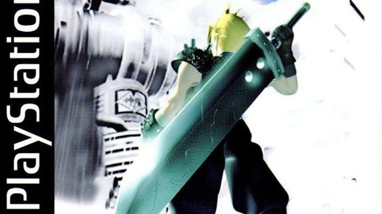 """""""Final Fantasy VII"""" was released in 1997 for the PlayStation."""