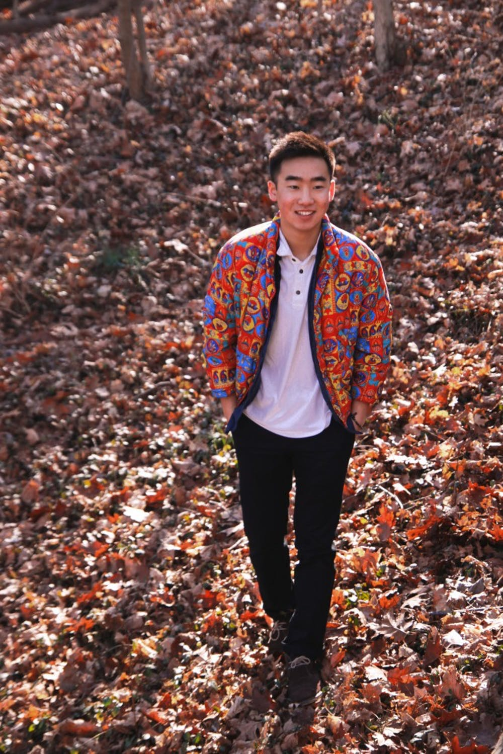 <p>Style trends from the 90s are popular this fall.&nbsp;</p>
