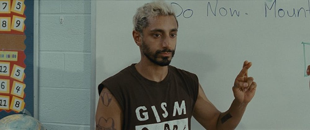 <p>Riz Ahmed stars as Ruben in 'The Sound of Metal' (2019). The film has been nominated for six Oscars.</p>