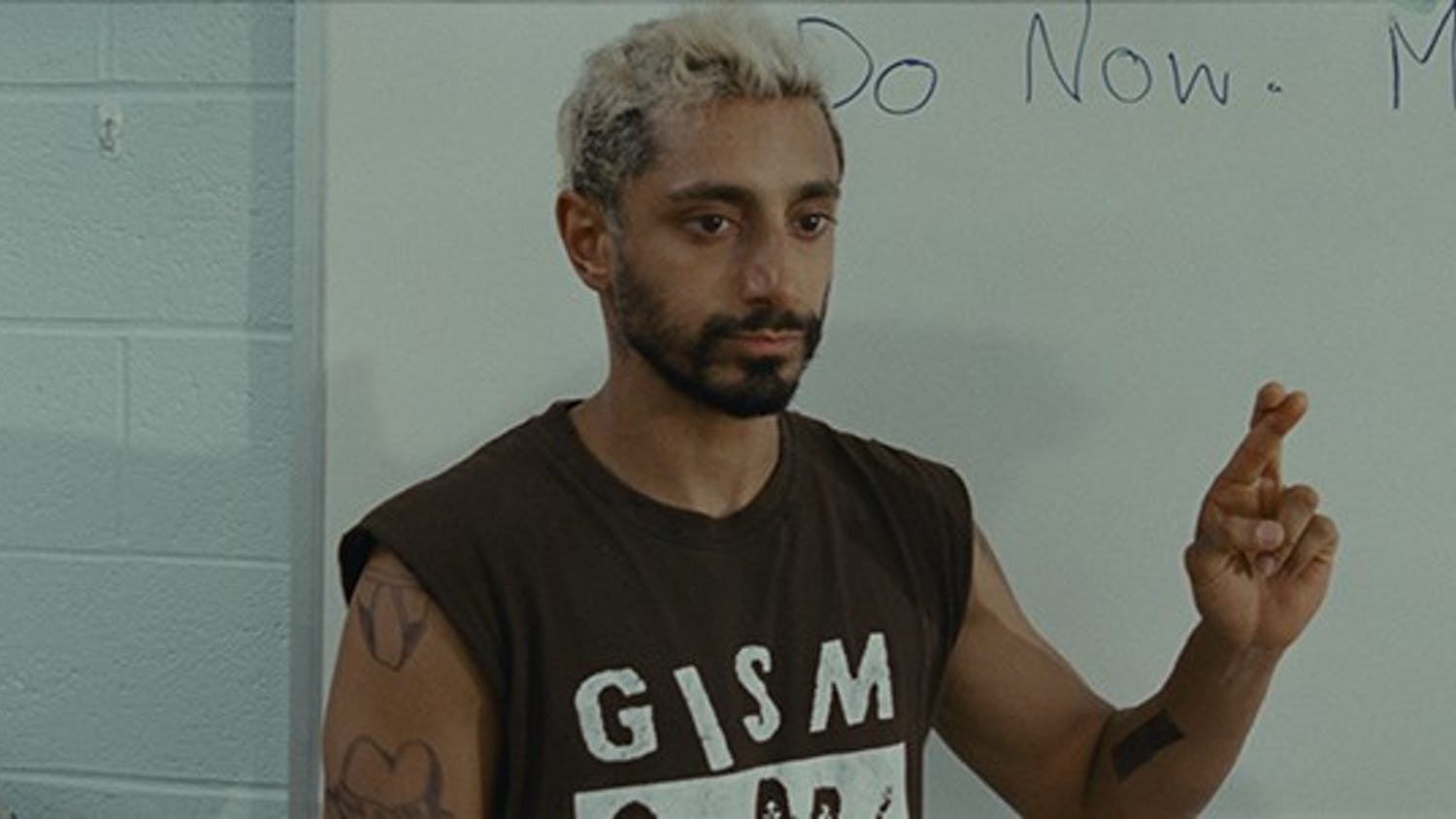 Riz Ahmed stars as Ruben in 'The Sound of Metal' (2019). The film has been nominated for six Oscars.