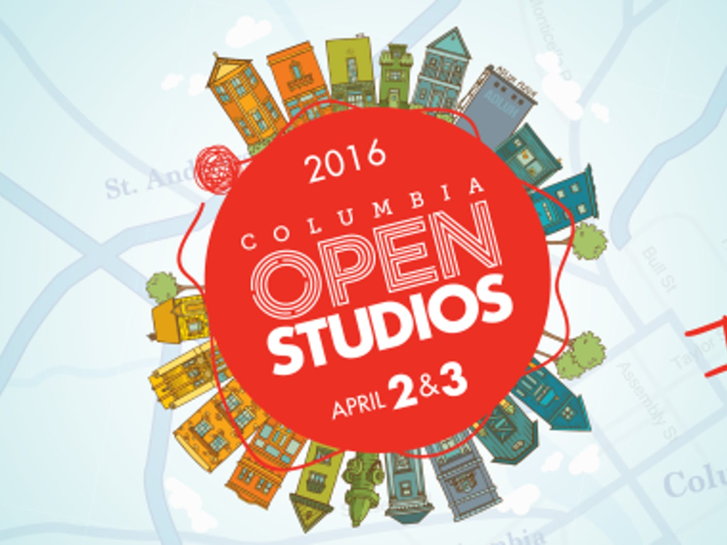 Columbia Open Studios, hosted by 701 Center for Contemporary Art, solidifies the artistic presence in the city, teaching the community the importance and prevalence of art.