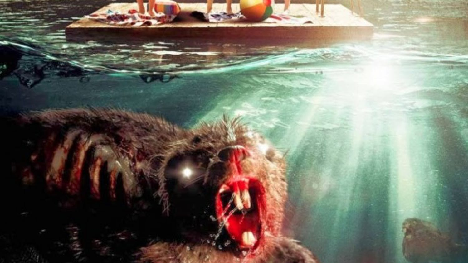 Zombeavers is a movie about aclassic college mountain trip gone wrong.