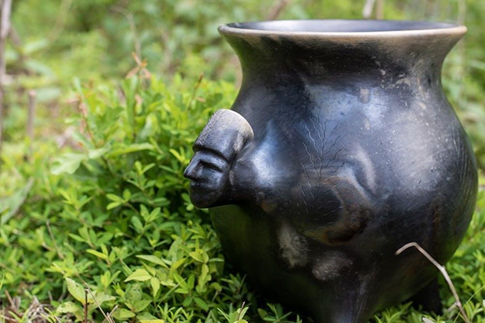 <p>Catawba Pottery by Alex Osborn</p>