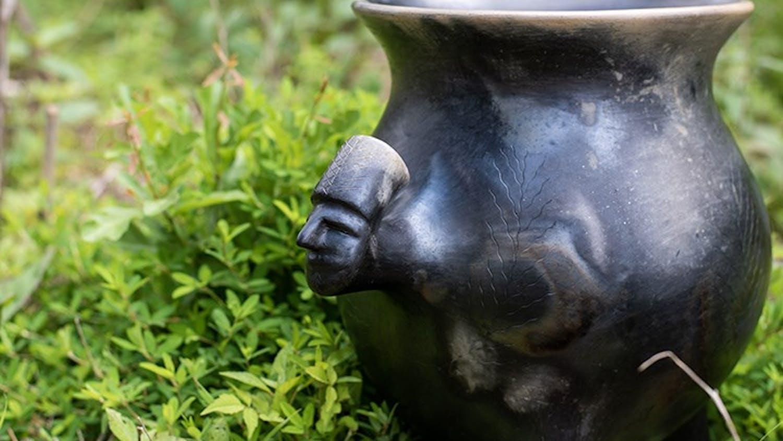 Catawba Pottery by Alex Osborn
