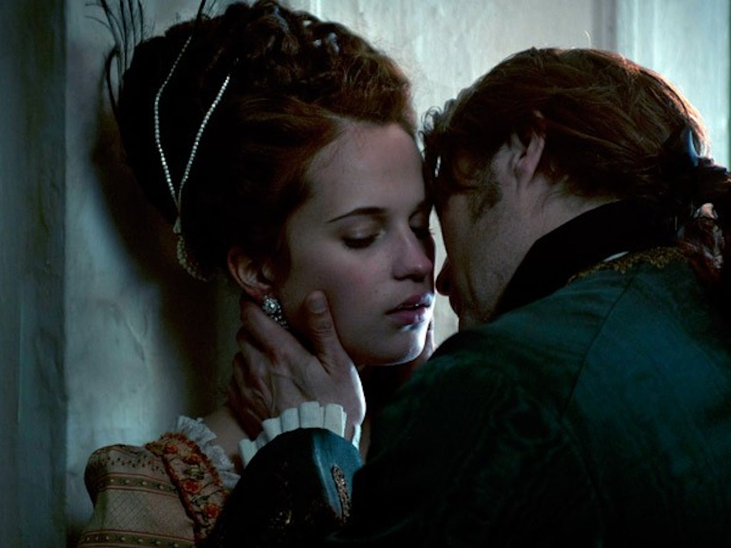 """A film from Denmark, """"A Royal Affair,"""" exposes students to movies and film techniques from another part of the world."""