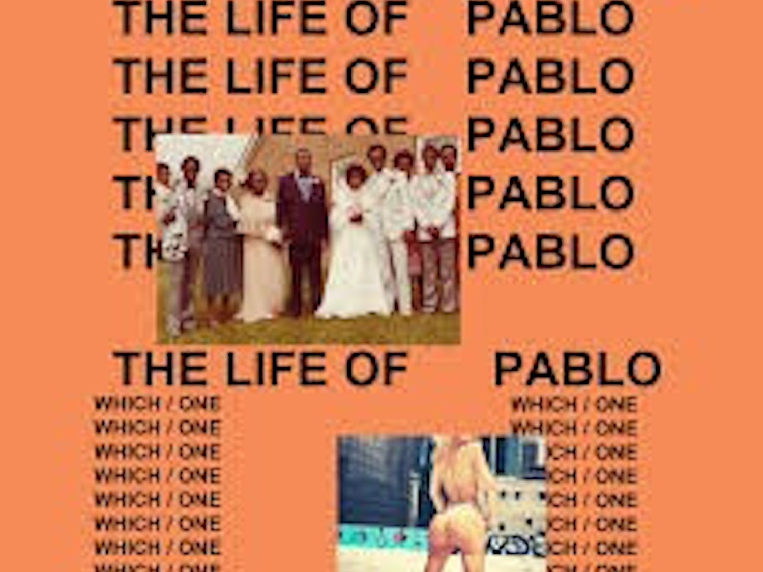 """It's difficult to find standout tracks on Kanye's new album""""The Life of Pablo."""""""