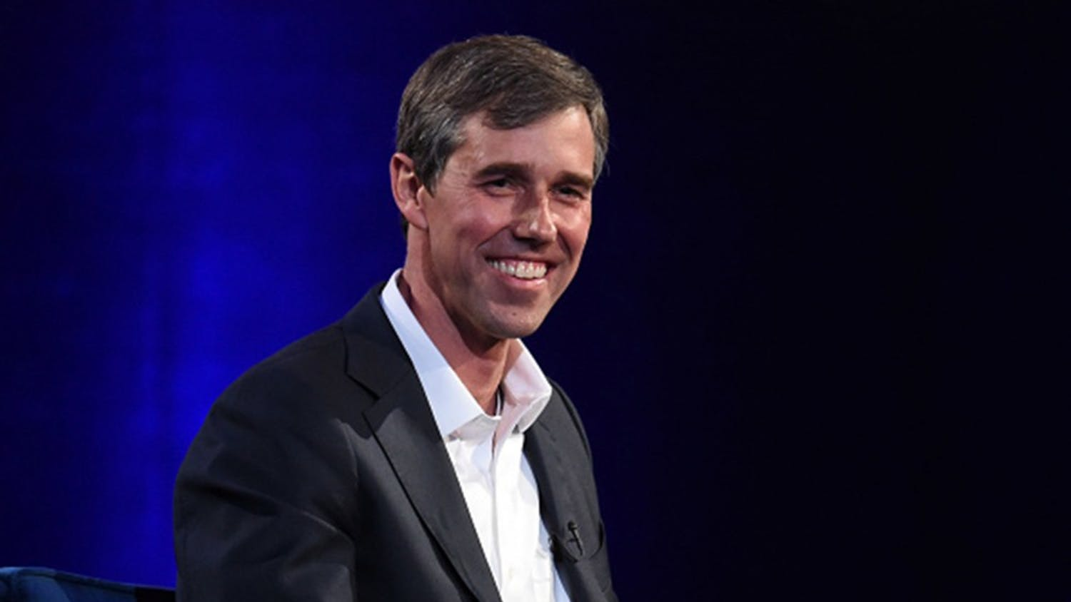 El Paso's ranking among the safest cities in the U.S. has been a long-running narrative for O'Rourke, a fact-check against Trump's exaggerated claims about danger on the border. (Jamie McCarthy/Getty Images/TNS)**FOR THIS STORY ONLY**