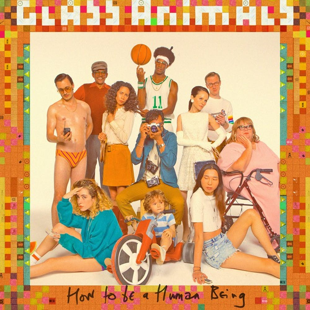 "<p>Glass Animals released ""How to Be a Human Being"" on Aug. 26, continuing their electronic indie rock, each song sounding different from the next.</p>"