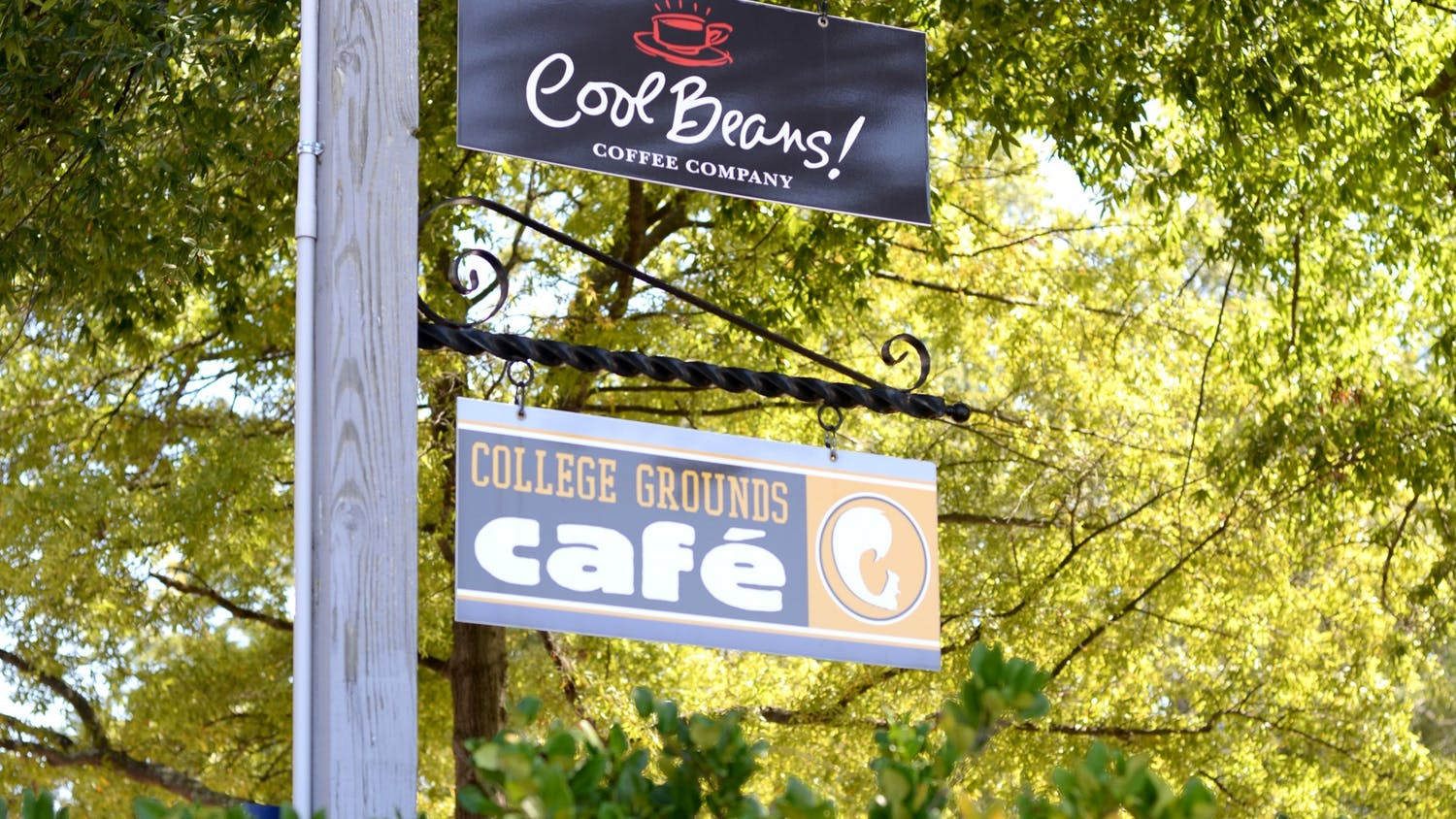Cool Beans Coffee Co. is a favorite study spot for students that is only a few steps away from campus.