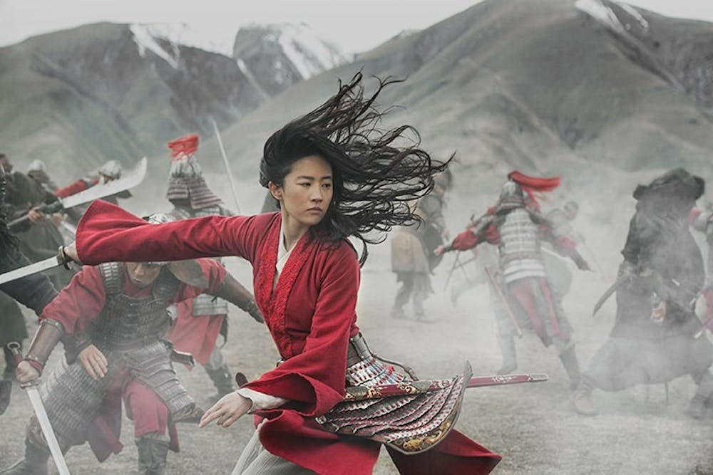 "<p>""Mulan"" (2020) is one of the many animated movies Disney has remade into a live-action.&nbsp;</p>"