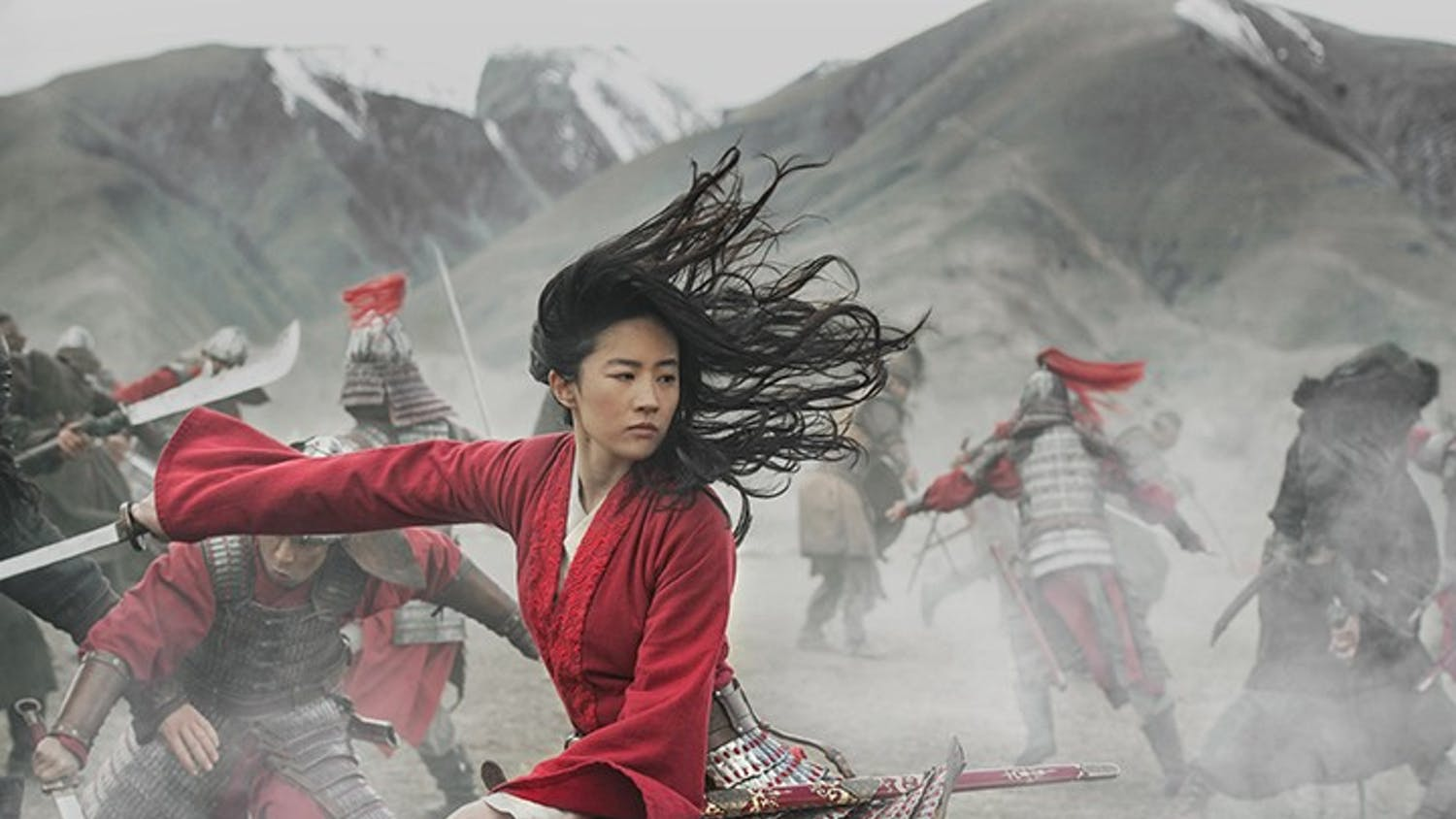 """Mulan"" (2020) is one of the many animated movies Disney has remade into a live-action."