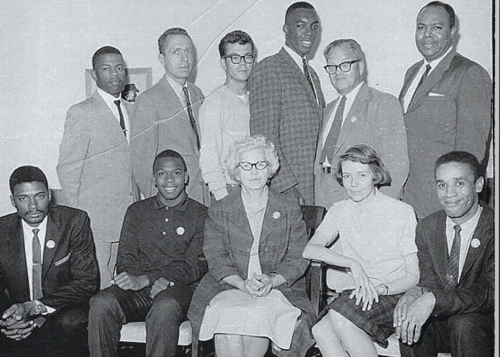 Charles Pearson and other Freedom Riders completed a training in Washington, D.C., before going on the Freedom Rides. This training was to ensure that no matter what happened during the protests, the Freedom Riders would remain non-violent.