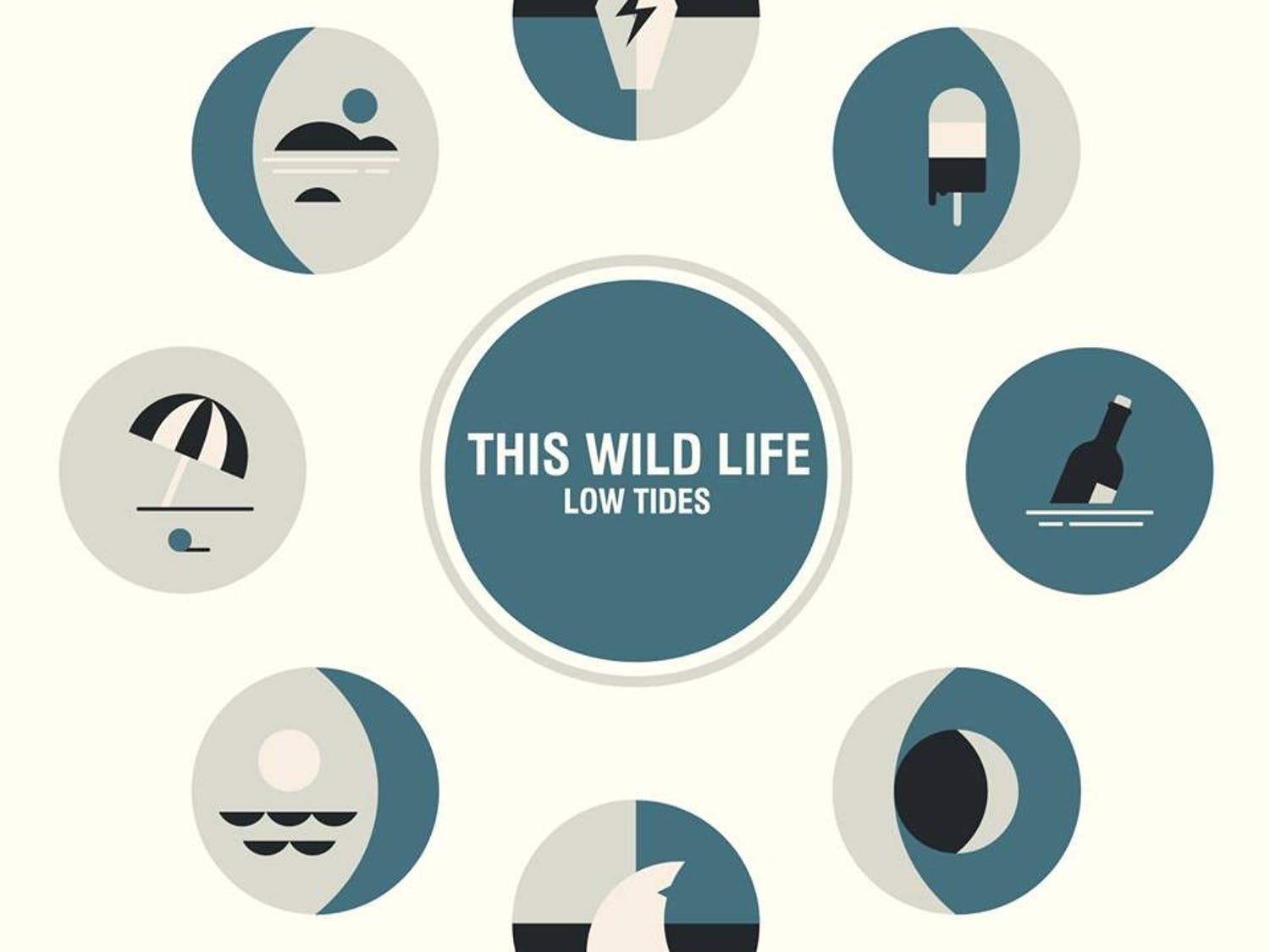 """Acoustic Rock DuoThis Wild Life releasedtheir newest album """"Low Tides"""" Sept. 9"""