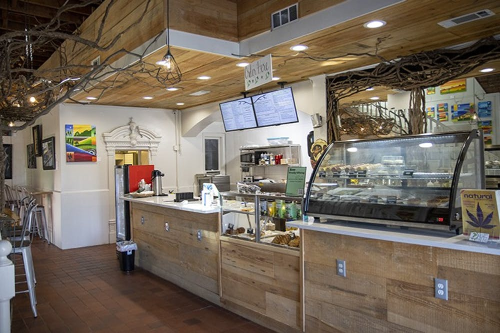 The Hideout, located in West Columbia's River District, opened its doors on Jan. 13 for breakfast and lunch cafe-style dining. The Hideout is open all week from 7 a.m. to 3 p.m.
