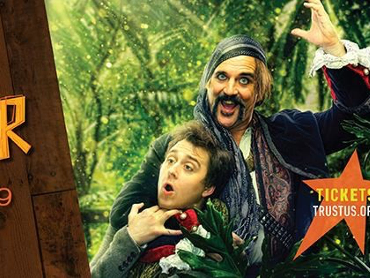 Peter and the Starcatcher is a great play forall to enjoy.