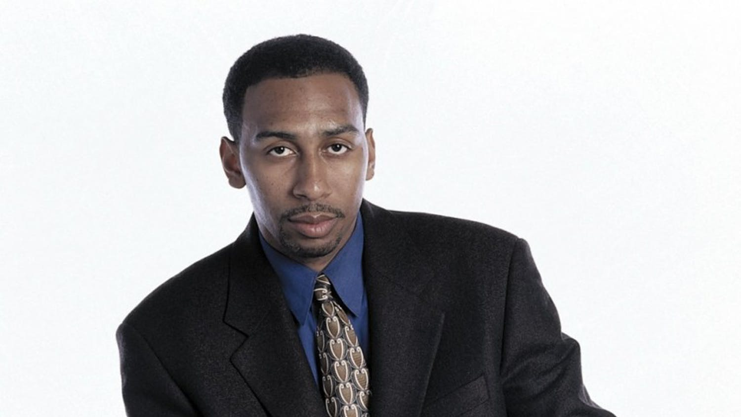 KRT SPORTS STORY SLUGGED: BKN-SMITH-SPORTSPLUS KRT PHOTO BY PHILADELPHIA INQUIRER (April 21) Stephen A. Smith is a sports columnist for the Philadelphia Inquirer and commentator for ESPN. (gsb) 2004