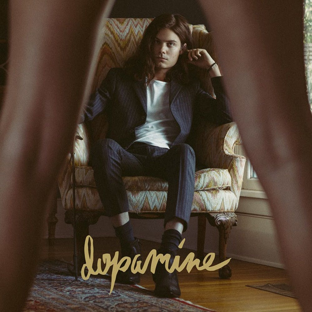 <p>BØRNS, an indie pop artist who bases his sound on&nbsp;the West Coast vibe, came to Greene Street on Wednesday to perform a free concert for students.</p>