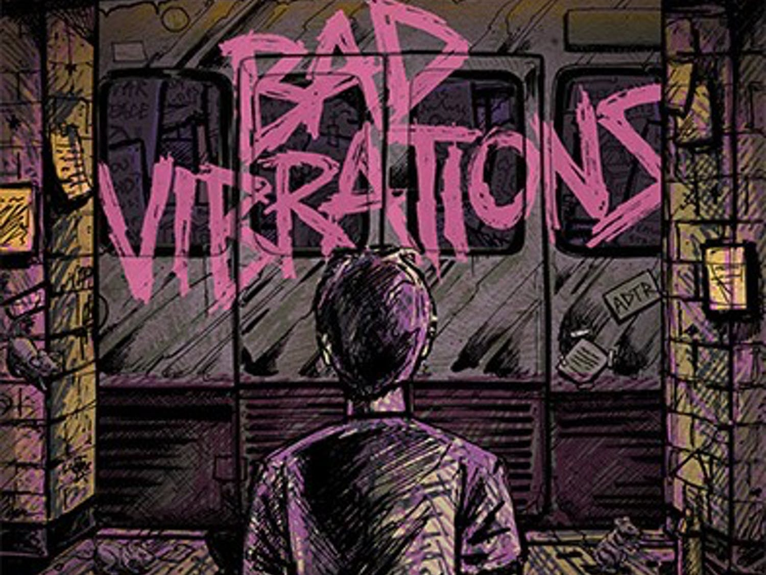 """A Day to Remember's sixth studio album, """"Bad Vibrations,"""" released on Sept. 2."""