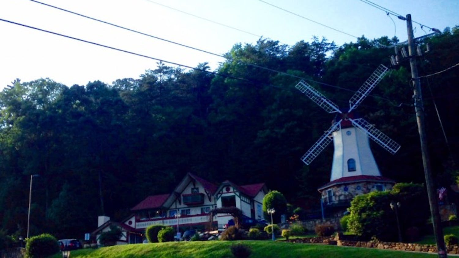 The Alpine village of Helen, Georgia, is home to plenty of cute shops, hiking and all-around fun.