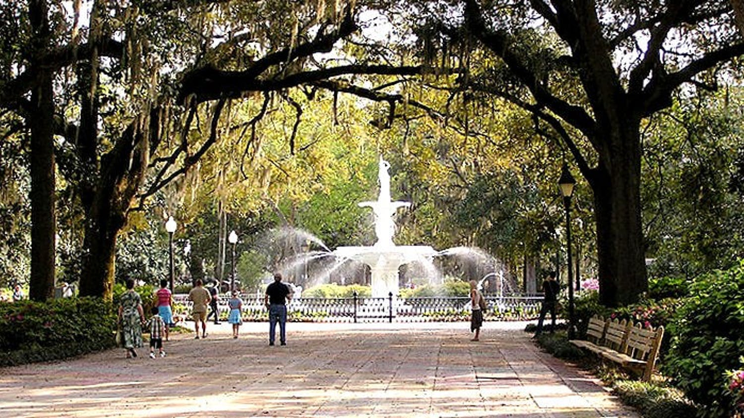 In Savannah, history, architecture and natural beauty all intersect to create a cultural center on par with any in the world.