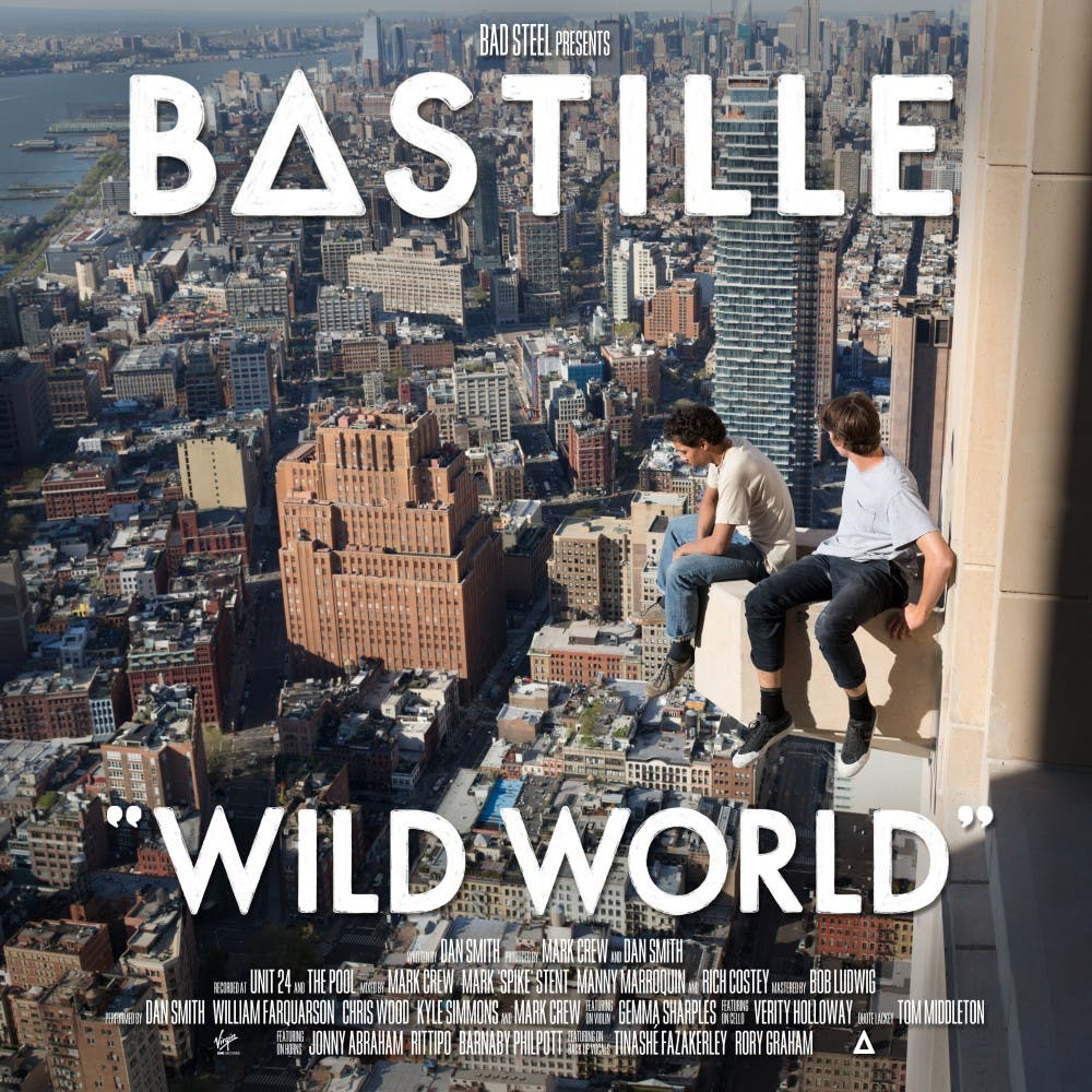 """<p>Bastille's sophomore album """"Wild World"""" focuses on important social issues with catchy, upbeat tunes&nbsp;</p>"""