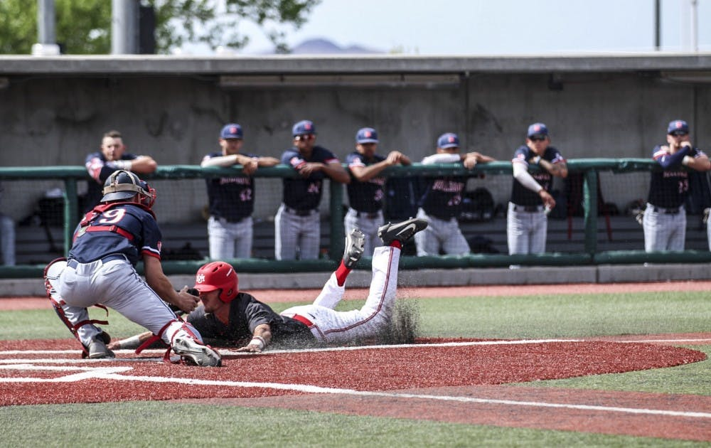 Baseball: UNM swept by Fresno State at home - New Mexico