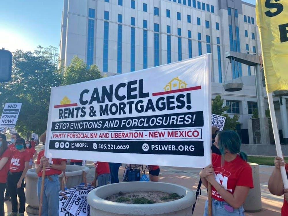 抵押贷款 - 抗议