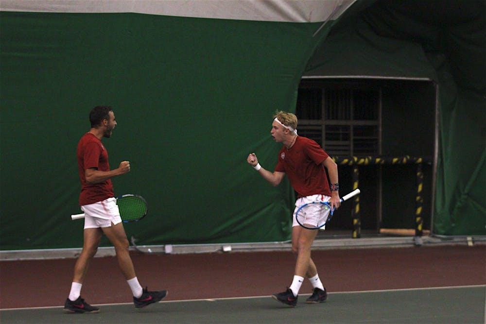 Men's Tennis: Away split puts Lobos 2-2 in Mountain West ...