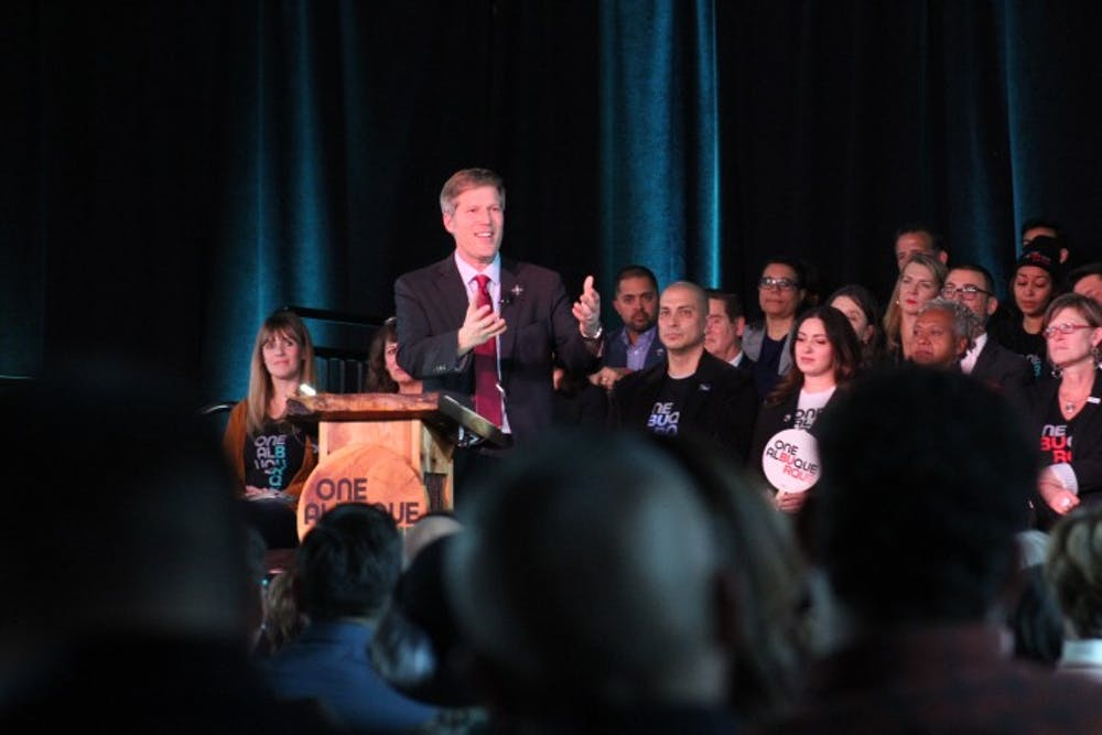 Mayor Keller gives first State of the City Address - New Mexico