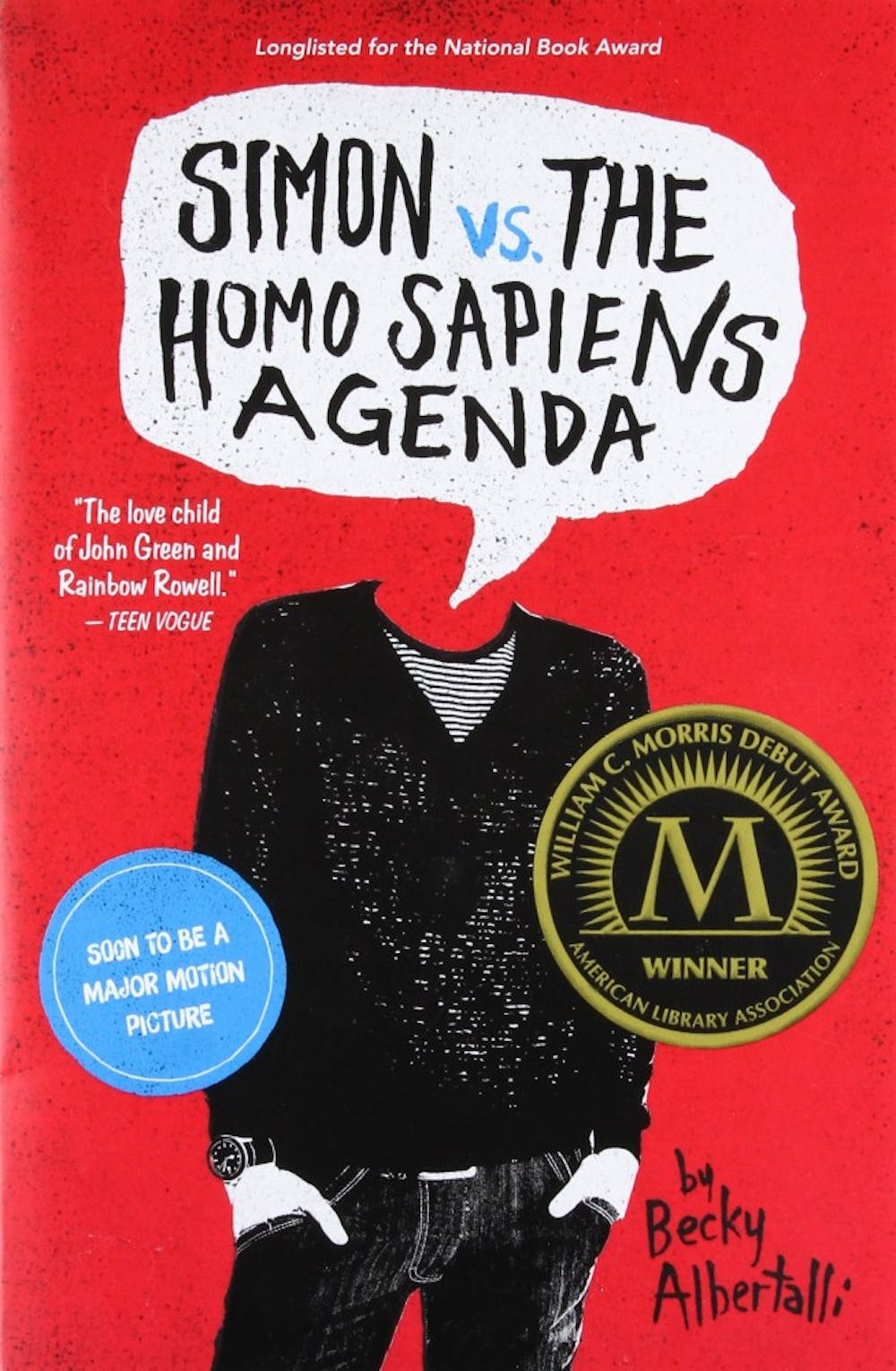 "Book Review: ""Simon vs  The Homo Sapiens Agenda"" shines"