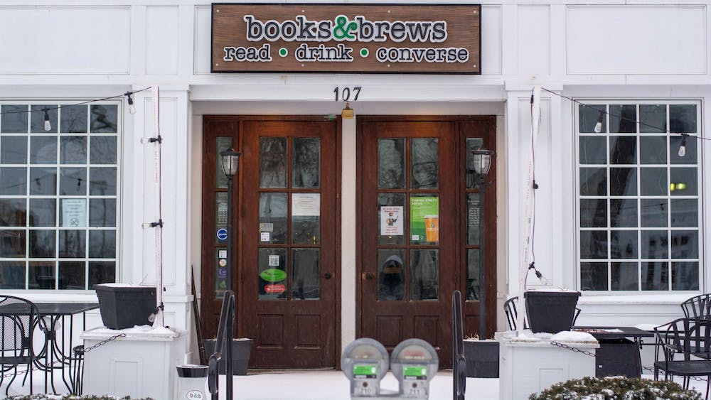 Books & Brews has gotten a new name and a rebranding with Church Street Social.
