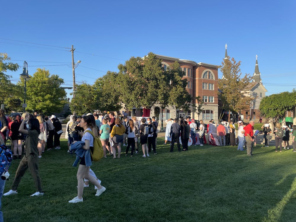 <p>The Asian American Association brought back its Asian Cultural Festival for the first time since 2019.</p>