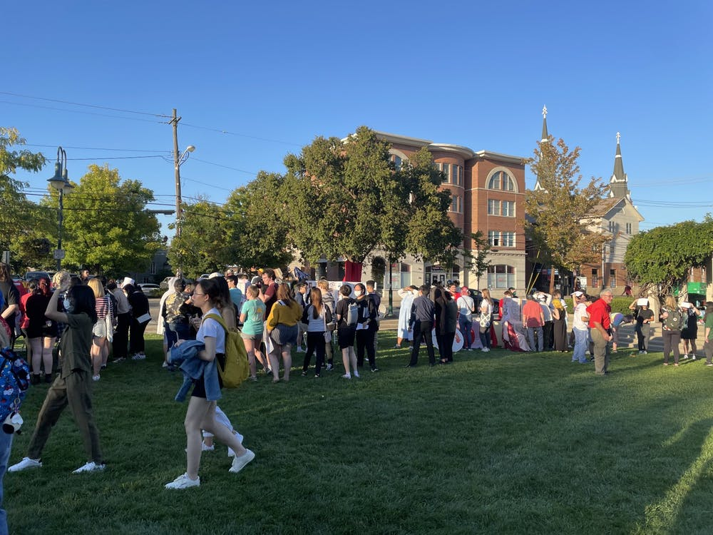 The Asian American Association brought back its Asian Cultural Festival for the first time since 2019.