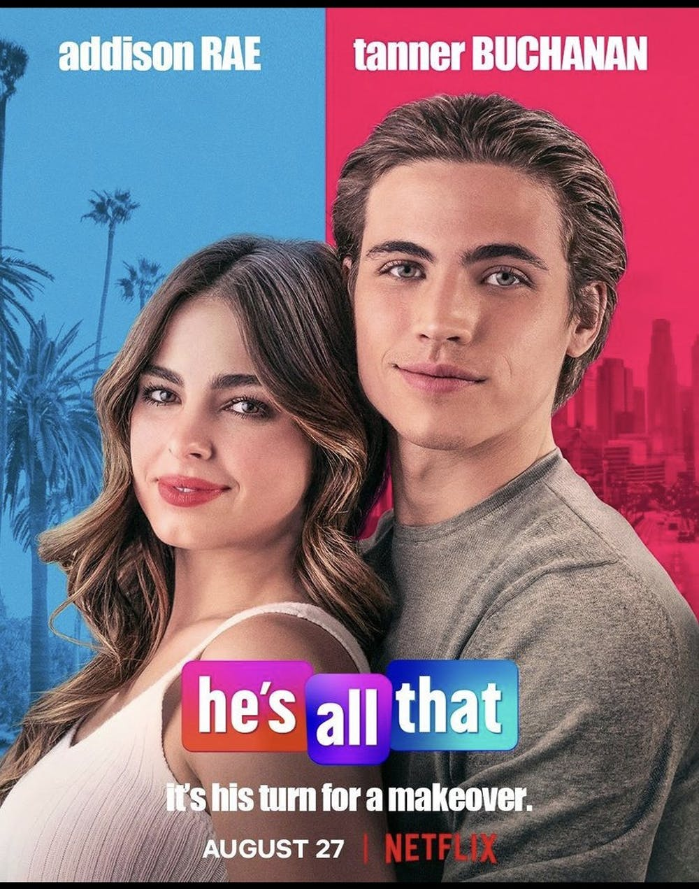 <p>TikTok superstar Addison Rae makes her acting debut in the remake of the &#x27;90s classic &quot;She&#x27;s All That,&quot; but what if it&#x27;s....all bad instead?</p>